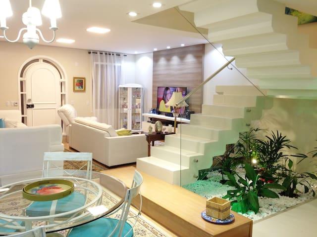 Comfortably  in this en-suite in  São Paulo!