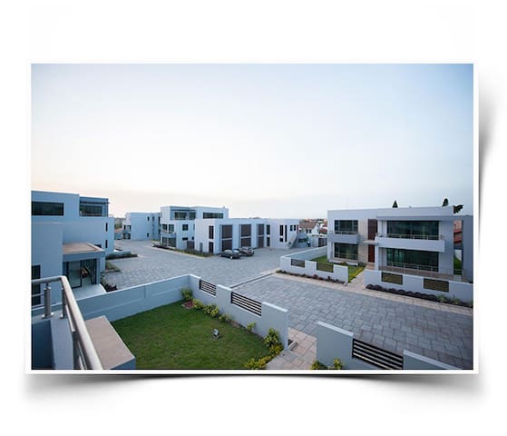 East Airport Residential Apartment
