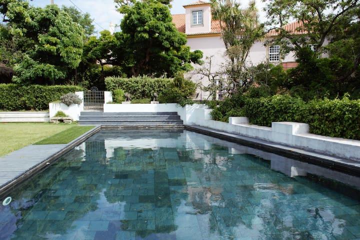 chafariz villa sintra golf near beaches