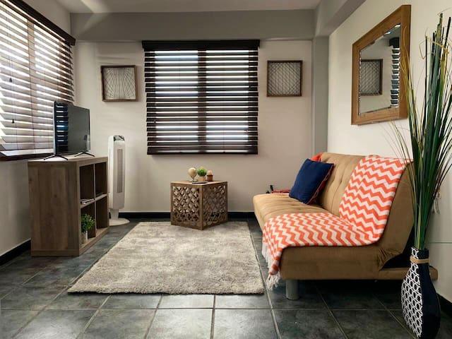 Kampo apartment