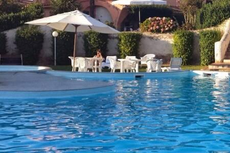 Villa con piscina - Marina di Ardea - Villa