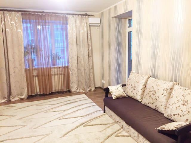 Стильная и комфортная квартира в престижном ЖК! - Irpin' - アパート