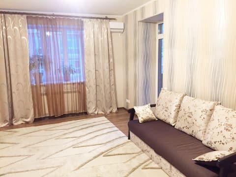 Стильная и комфортная квартира в престижном ЖК!