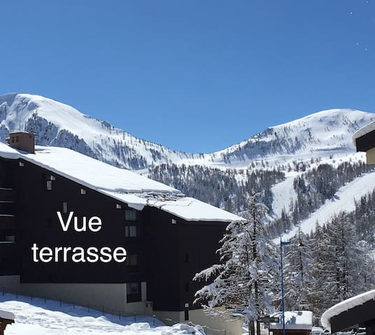ISOLA 2000 Appartement 4/6 personnes - Isola - Apartment