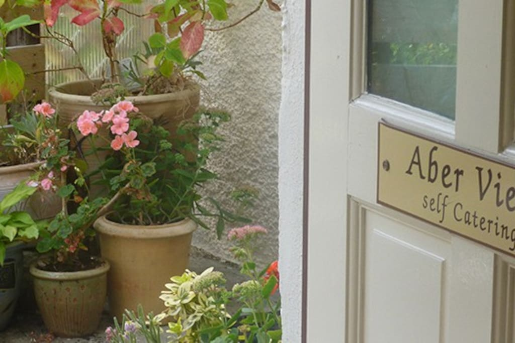 Welcome to Aber View self catering Apartment