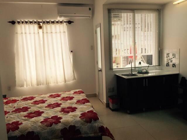 daklak house - Ho-Chi-Minh-Stadt - Wohnung