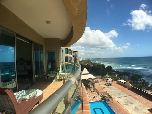 Front Ocean View Luxury Apartment - Santo Domingo - Appartement