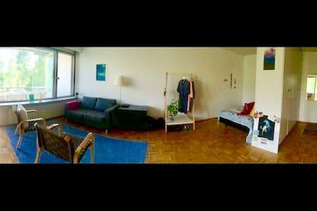 Cozy apartment in the center of Mikkeli - Mikkeli - Apartament