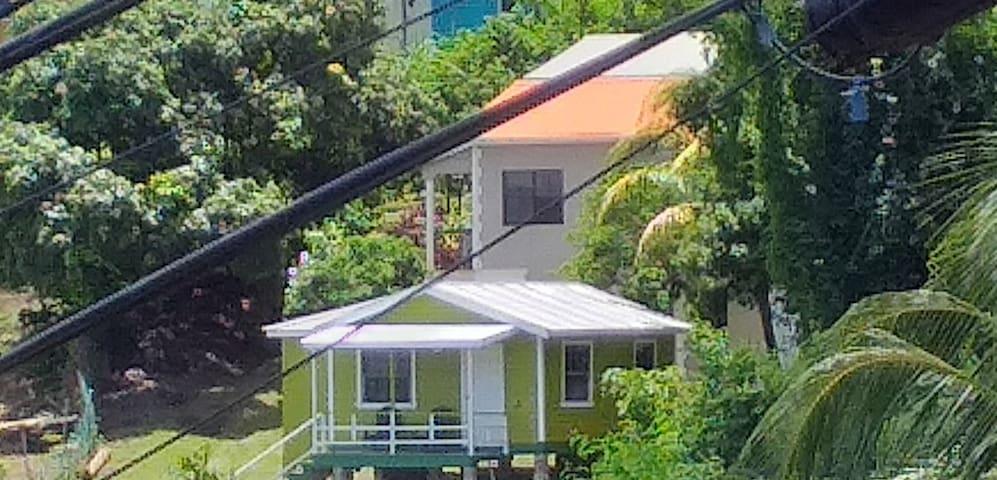 Modern Cottage Close to Grand Anse Beach