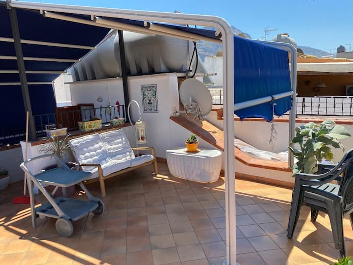 Apartment in San Vito -2 terraces -450m from beach