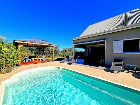 Ohana Villa Sainte-Anne, Private Pool, Near Beach
