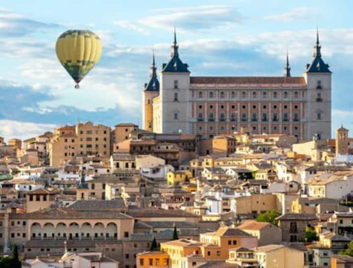 Toledo ciudad de las tres  culturas