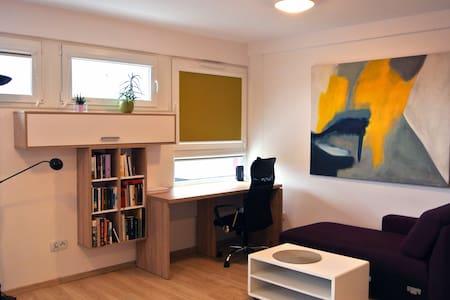 Nowoczesne i przytulne studio - Вроцлав