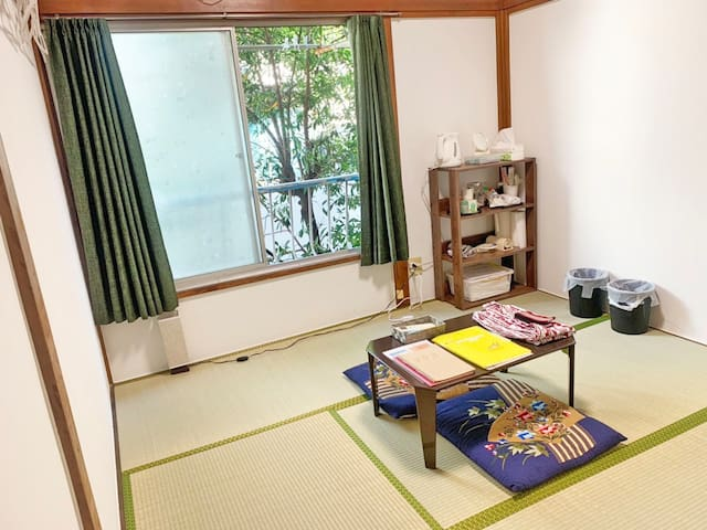 Cheap & convenient experience in Tokyo center 203