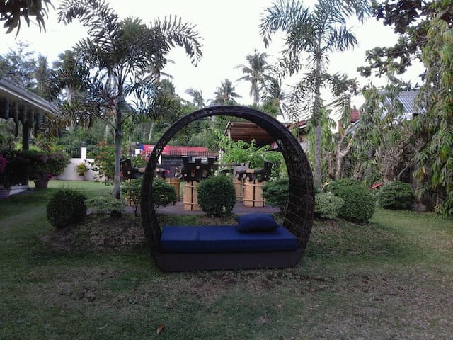 Patio de Rowena 1Room-Banao, Guinobatan  resort