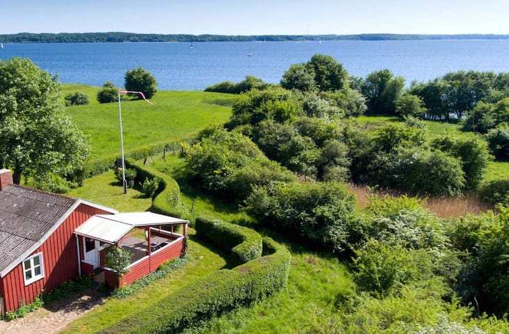 Dänisches Traumhäuschen an der Flensburger Förde