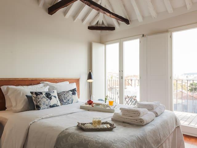 Suite master panoramic view - Porto - Haus