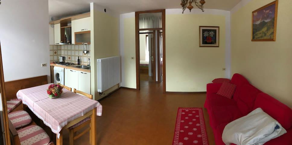 appartamento Vallesella di Cadore