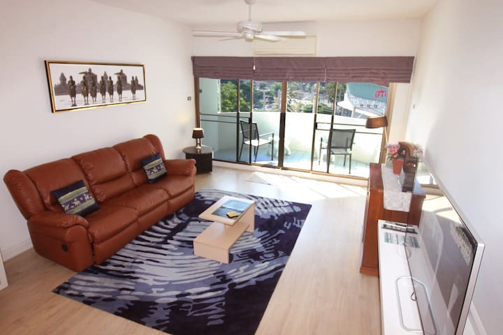 Spacious 40sqm Studio & City view (Free Pool)