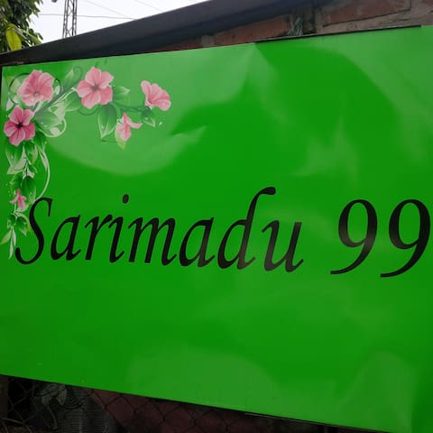 Sarimadu99 (PrivateHome, Breakfast, WiFi, Gazebo) - Kota Bandung - House