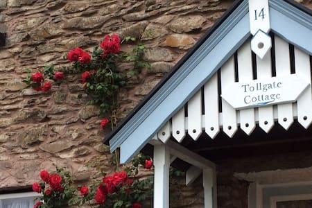 Newly refurbished cottage - 4 mins stroll to beach - Devon - Haus