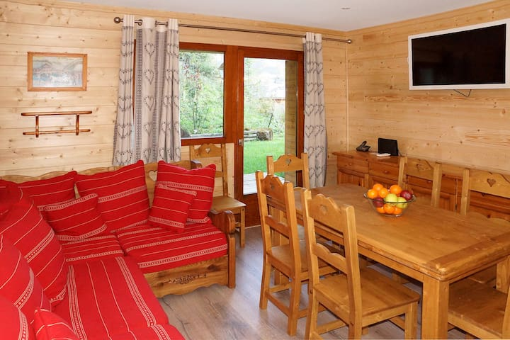 Apartment in Châtel for 8 persons