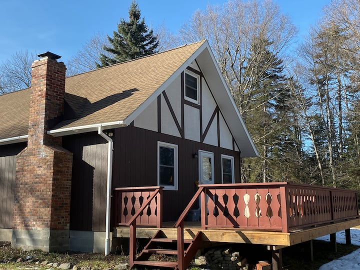 Birchwood House: Spacious 5 BR home in ADK