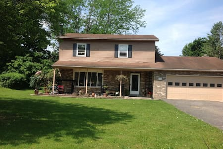Family Friendly Home Away From Home - Lewisburg - Haus