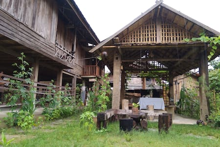 Ban Lue Handicrafts and home stay