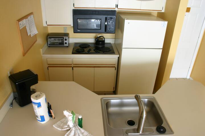 Apartamento/1 Bedroom Condo by SeaWorld/Standard