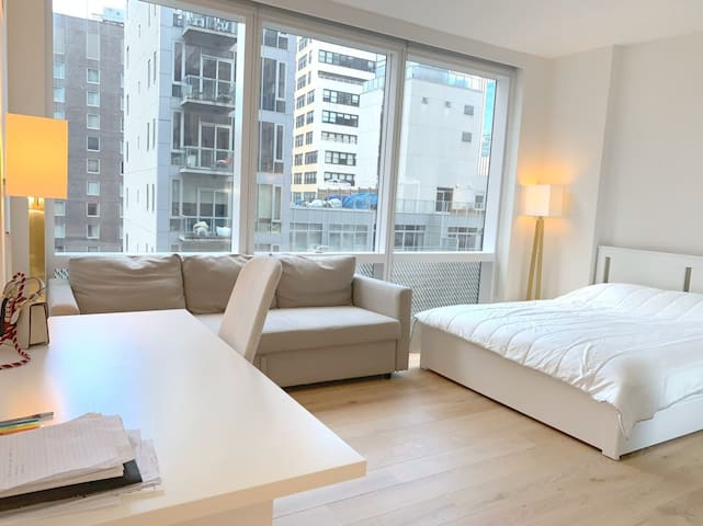 Downtown Manhattan, Financial Di, Studio Apartment