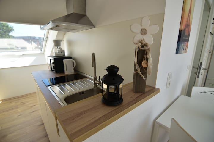 K43 Exclusive Apartment Deutz