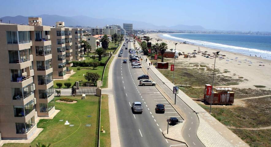 Departamento en la Playa  La Serena