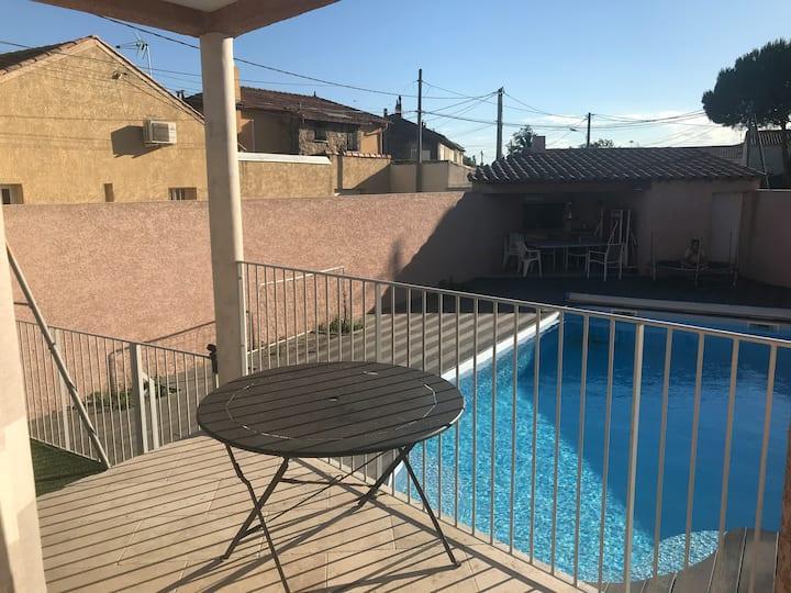 Maison avec piscine Salon de Provence