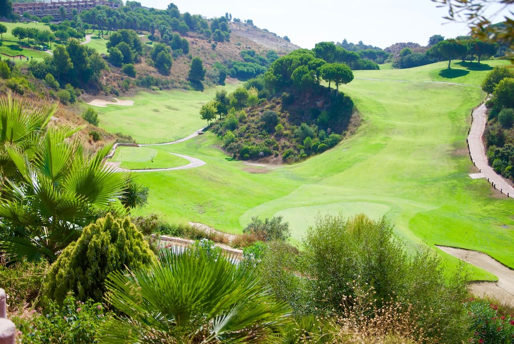 Campo de Golf 18 hoyos - Golf Course 18 Holes