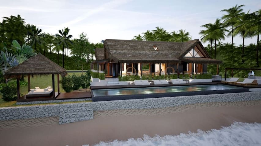 My Vunabaka - Luxury Beach Villa