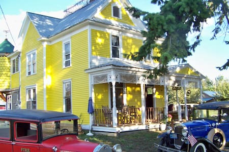 Historic Victorian Home, All 4 Bedrooms