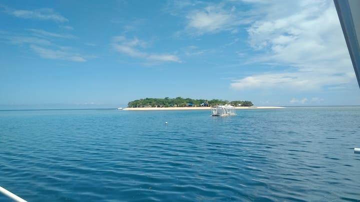 Arena Island Turtle Resort - Casita for 2 pax