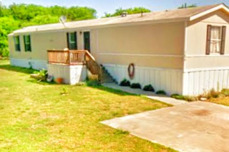Charming mobil home 3 bed 2 bath - San Antonio - Hus