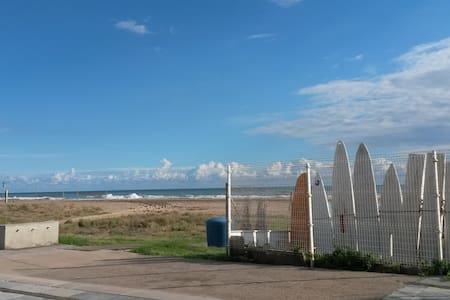 Apartment on the beach, close to Barcelona - Castelldefels - Loft