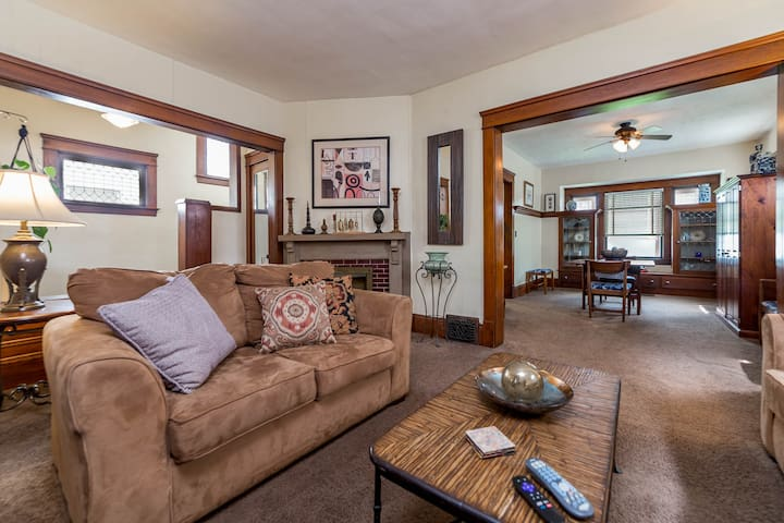 West Side Century Home near Lakeshore & Downtown