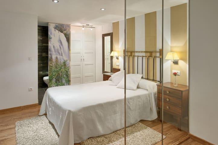 Apartamento ideal para 2 personas - Amandi - Daire