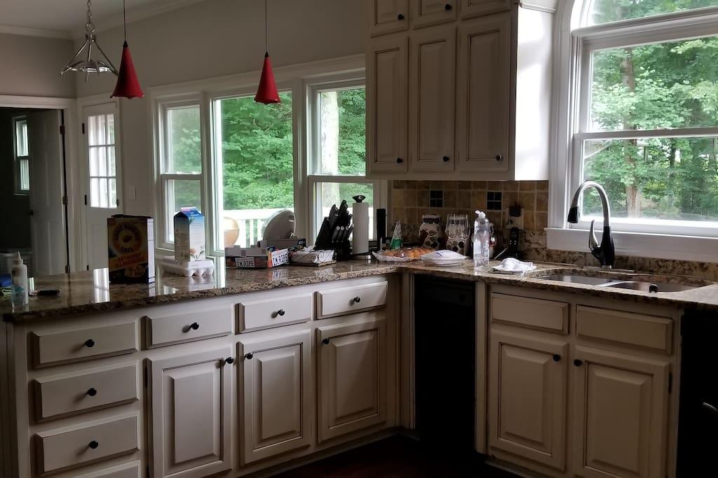 Fabulous Kitchen Granite Tops