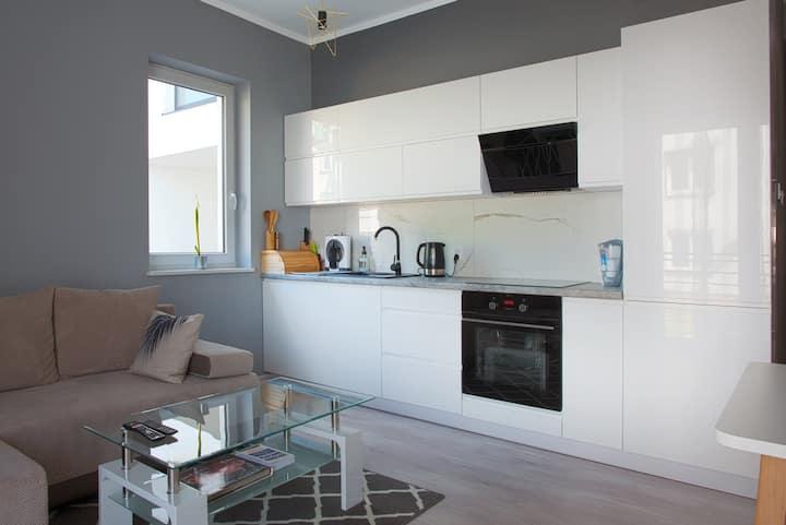 Apartaments France Balkon Deluxe