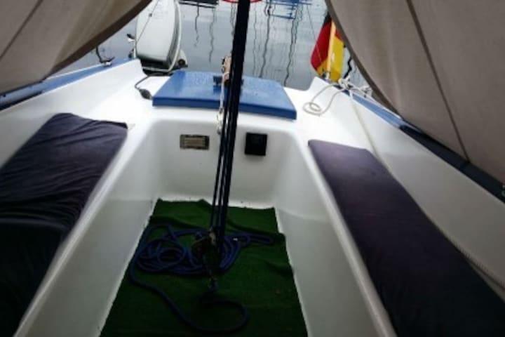 Esös idöben a szabadteret is bele lehet sátorozni