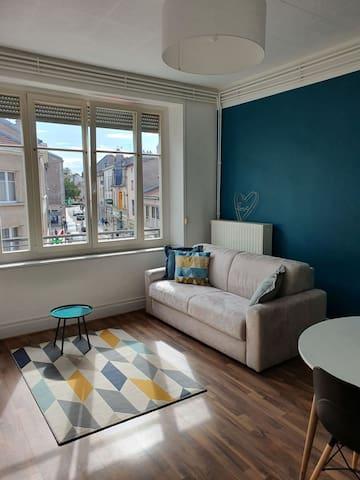 Charmant appartement au cœur de ville de Toul