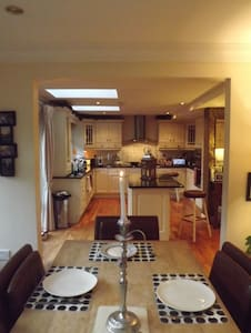 Large Detached Home with gardens - Tralee - House