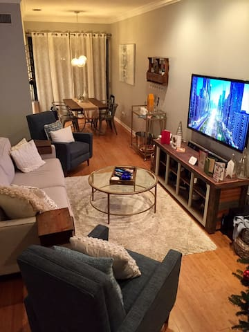 Hyde Park Townhome - Tampa - Radhus