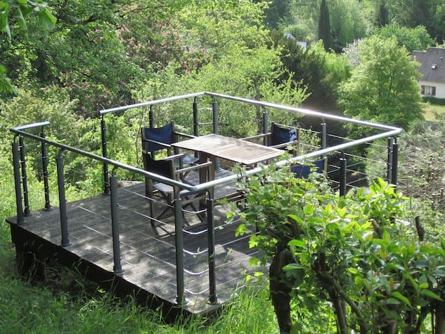 AMBOISE, Maison de charme au calme - Nazelles-Négron