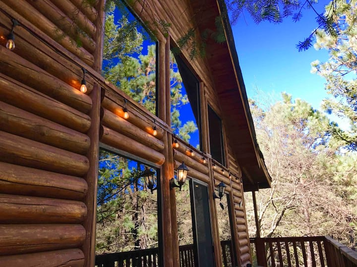 Hermosa cabaña en Monterreal ¡Muy cerca del lobby!